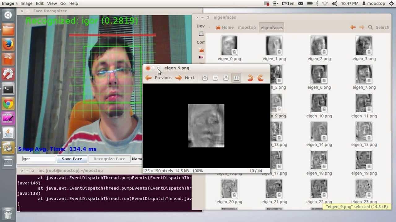 Face tracking using opencv arduino and python - CMSDK