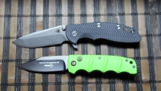 Boker AK74 Acid Green
