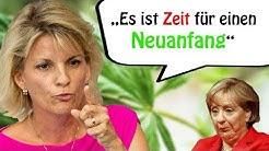 Daniela Ludwig (Bundesdrogenbeauftragte) über Cannabis Legalisierung