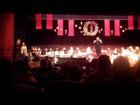 2011 Carthage Middle School Christmas Concert