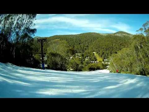 Skiing Australia Thredbo Kosciuszko Express