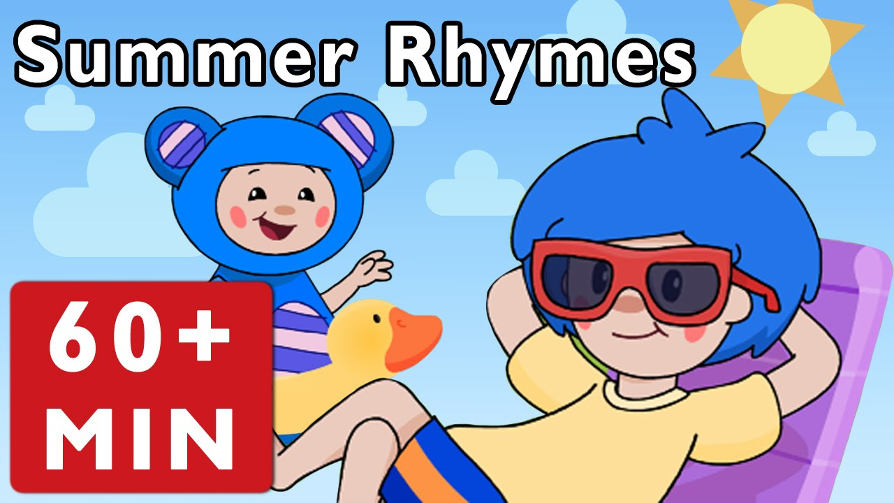 Summer Rhymeore Nursery Rhymes From Mother Goose Club You