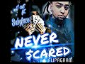 watch he video of Never scared j cut ft. Bobby boche aka babyface (official audio)