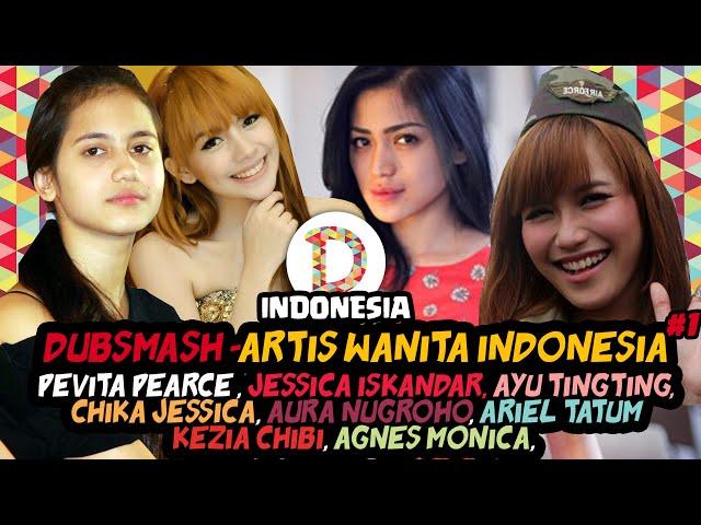 Dubsmash Artis Wanita Indonesia  Cantik HD #1