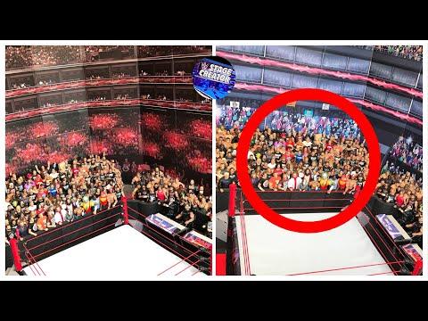 How To Make an AWESOME WWE Figure Arena!