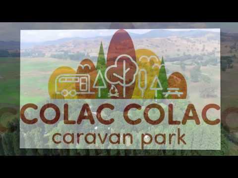 Colac Colac Caravan Park Presented By Peter Bellingham Photography