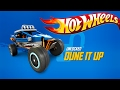 HOT WHEELS RACE OFF - NEW CAR UNLOCKED DUNE IT UP KIDS CAR CAME 2017