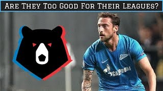 7 Footballers Who Are Too Good For Their Leagues