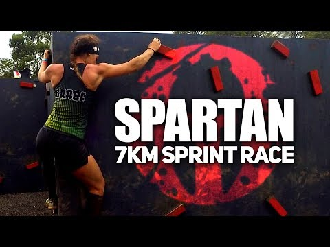 CHEEKY BATH, SPEAR THROW + BLEEDING HANDS! | Spartan Melbourne Sprint Race 2018!
