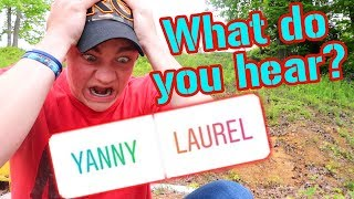 WHAT DO YOU HEAR??? (Yanny vs. Laurel))