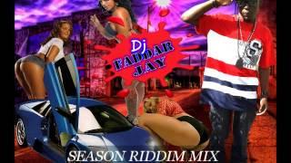 Season Riddim Mix 2005 -  DJ Faddar Jay