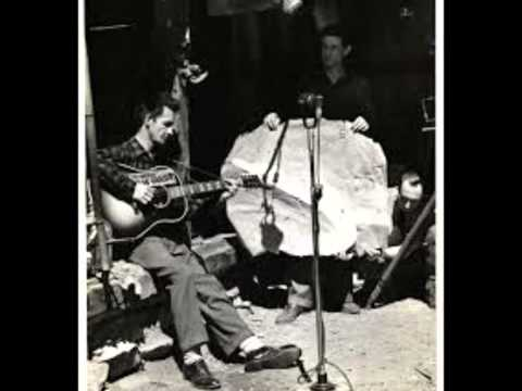 Woody Guthrie - Brown´s Ferry Blues