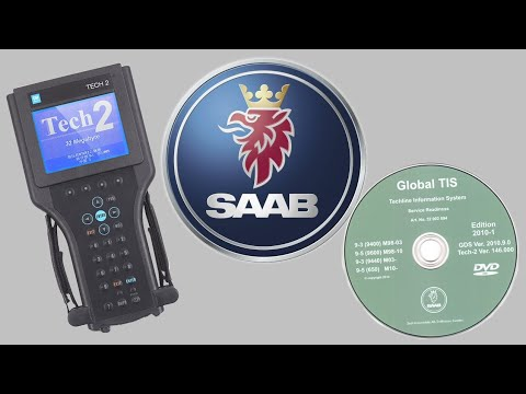 How to install Saab GlobalTIS