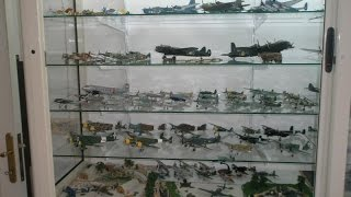 2010 - the new (model kits) display cabinet