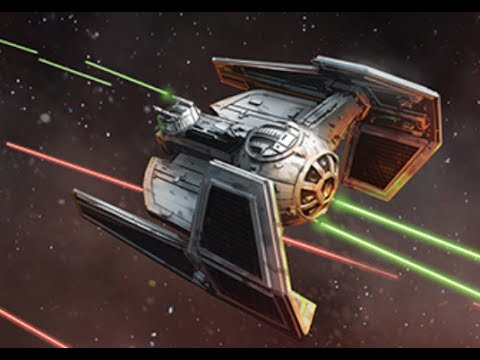 Play the Aggressor - Preview: TIE Aggressor Expansion Pack for X-Wing Miniatures - SPG