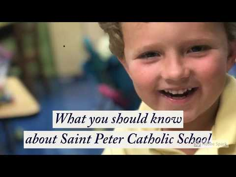 What You Should Know About Saint Peter Catholic School