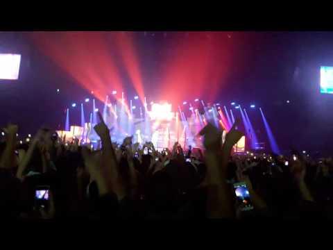 Skurt Cobain - Concert Nekfeu Bercy - Sneazzy