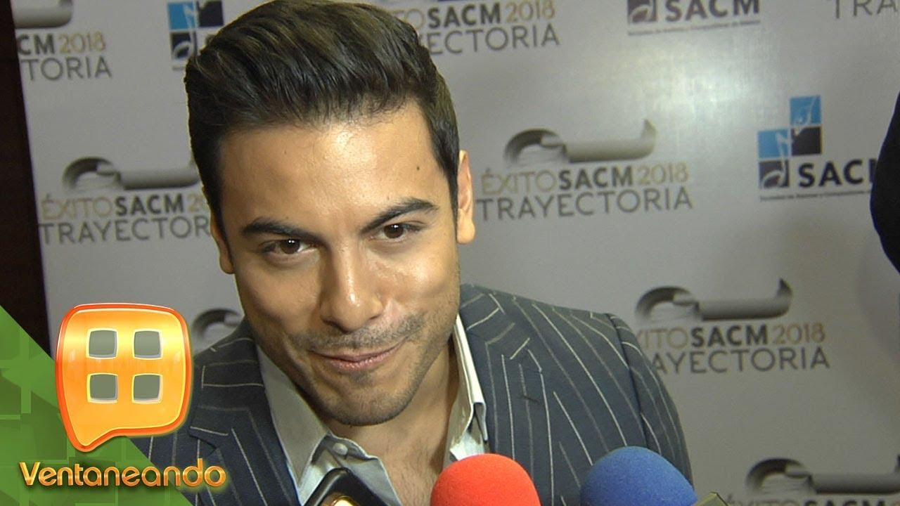 Carlos Rivera responde: ¿Cynthia Rodríguez está embarazada? | Ventaneando