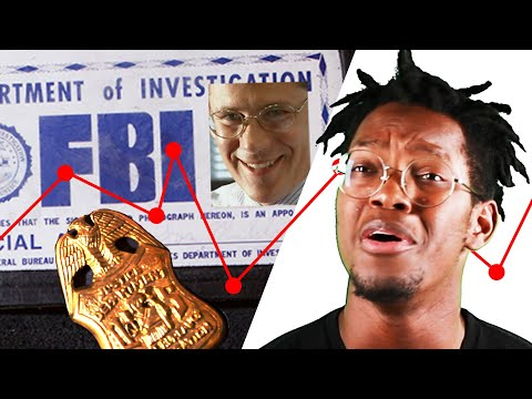 The FBI Busted Me When I Was 14