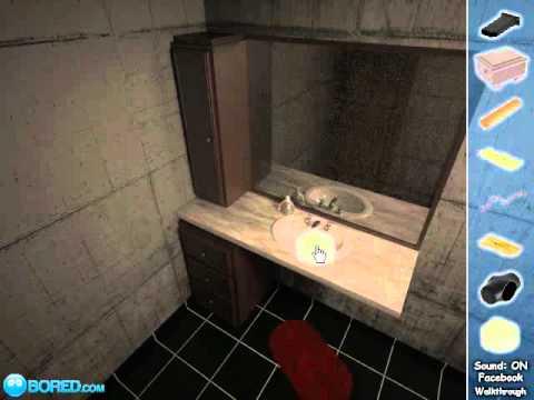 Escape 3D The Bathroom Walkthrough - YouTube