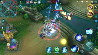 CHEATING?  OR LAG? #MOBILE LEGENDS GAME PLAY