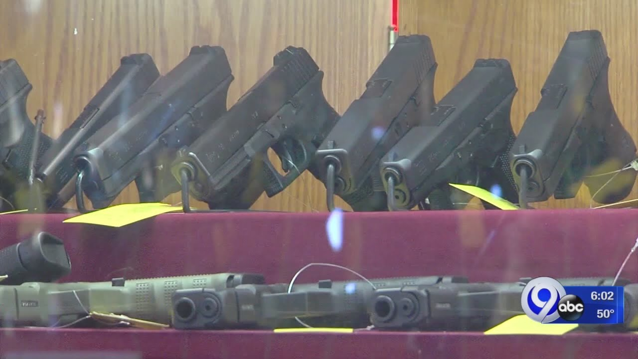DA: Three people in Onondaga County lose right to gun ownership after showing 'red flags'
