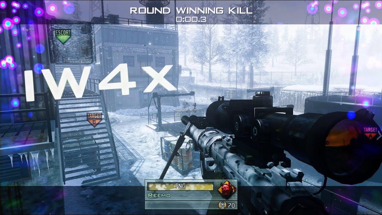 we hit crazy snd trickshots on mw2