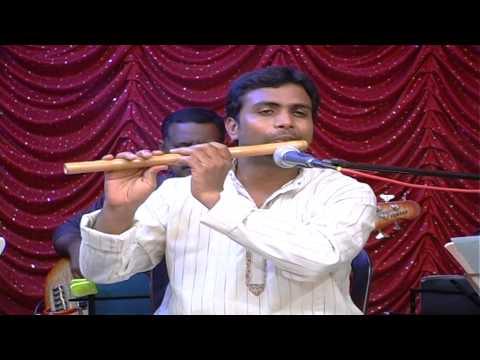 Pon Vaanam Panneer - Flute Instrumental By Vijay Prakash