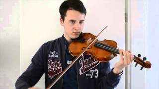 Mary, Young and Fair – 2 Violins