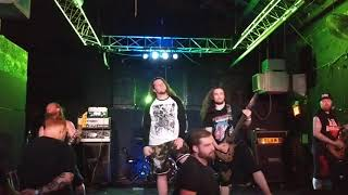 Kraanium Slammed Kranial Remains live at the Foundry concert Club Lakewood, Ohio 5 31 19.mp3