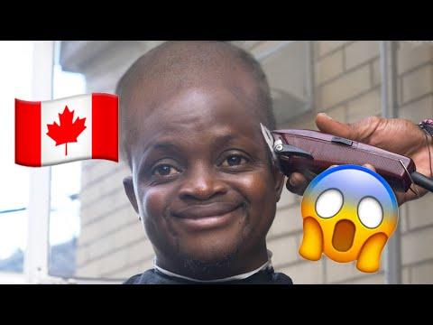 DÉCOUVREZ MA NOUVELLE COUPE !✂️✂️✂️ (vlog Canada #4)🇨🇦