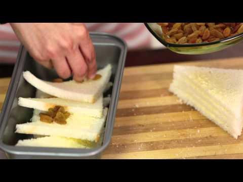 Bread Pudding | Easy 3 Step Recipe