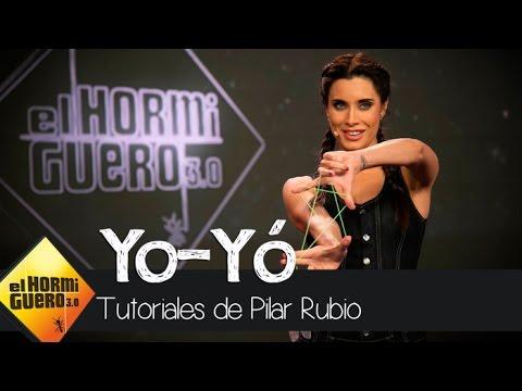Pilar Rubio, de bailarina a acróbata, no hay reto que se le resista - El Hormiguero 3.0