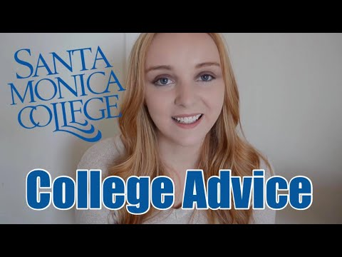 Santa Monica College (community college) Advice