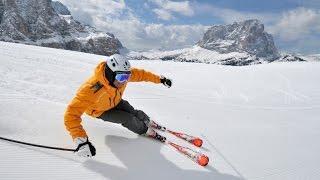 видео Горные лыжи  —  Отдых в Италии. Туры в Италию. Отели Италии