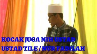 Ceramah lucu ustadz tile (walimatussafar) MP3