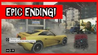Funny - EPIC ENDING - Watch Dogs Multiplayer Gameplay | Funny Videos