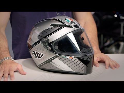 AGV GT Veloce GTX Helmet Review at RevZilla.com
