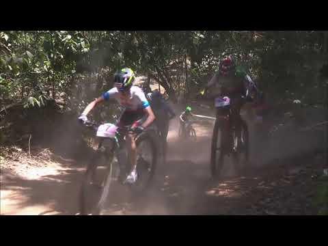 Womens XCO MTB World Championship 2017 Cairns Australia