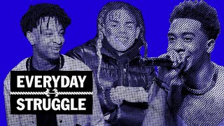 21 Savage Immigration Issues, 6ix9ine Pleads Guilty, Desiigner Calls Out Kanye | Everyday Struggle