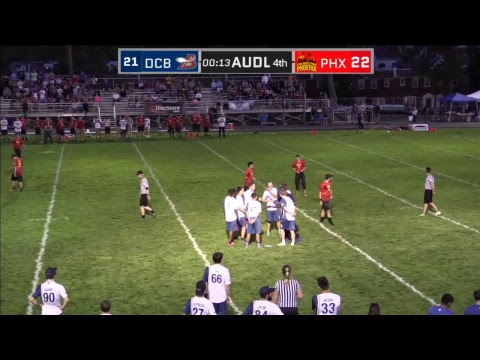 Philadelphia Phoenix vs DC Breeze LIVE from AA Garthwaite Stadium