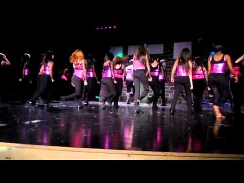 Turn It Up-Ciara ft. Usher. (Dance)