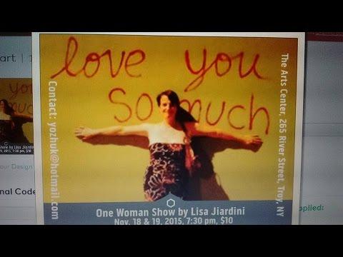 Love You So Much - Lisa Jiardini