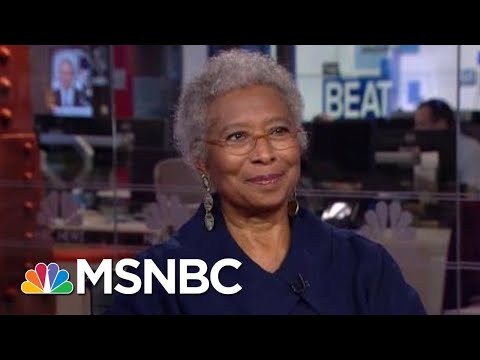 Alice Walker: Trump Has 'Inferiority Complex', Envied Obama | The Beat With Ari Melber | MSNBC