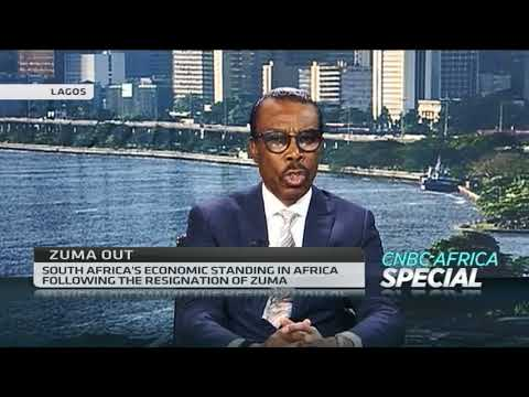Nigerian view on SA's economy after the Zuma administration