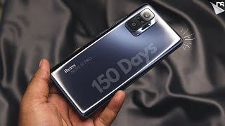Redmi Note 10 Pro BLACK Long Term Review After 150 Days ⚡⚡