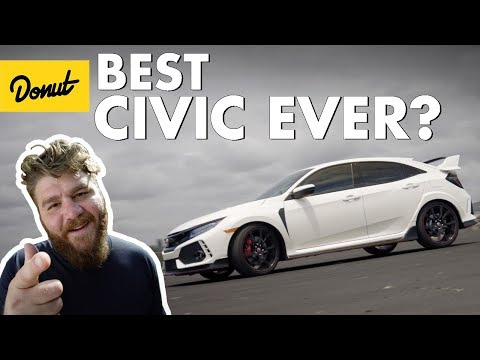 The Honda Civic Type R is the Best Car Pumphrey Has Ever Driven   The New Car Show