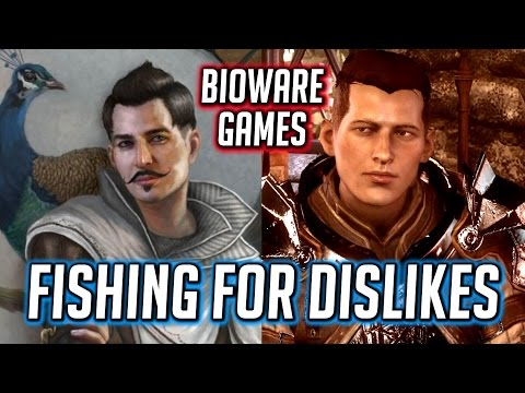 Bioware Games, Social Justice & Political Messages (Thoughts)