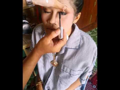 Zol_MakeUp แต่งหน้าเจ้าสาวมุสลิม อิสลาม(ชุดแดง)
