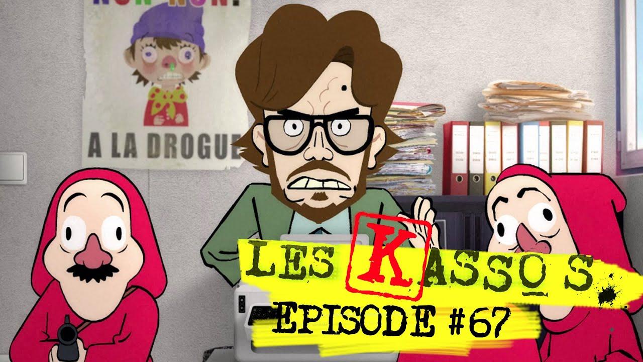 Download La casa du papier A4 - Les Kassos #67